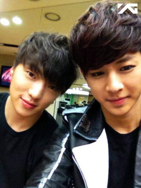 Seungyoon and Yunhyeong
