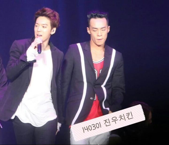 140321 jinwoo at aon 1