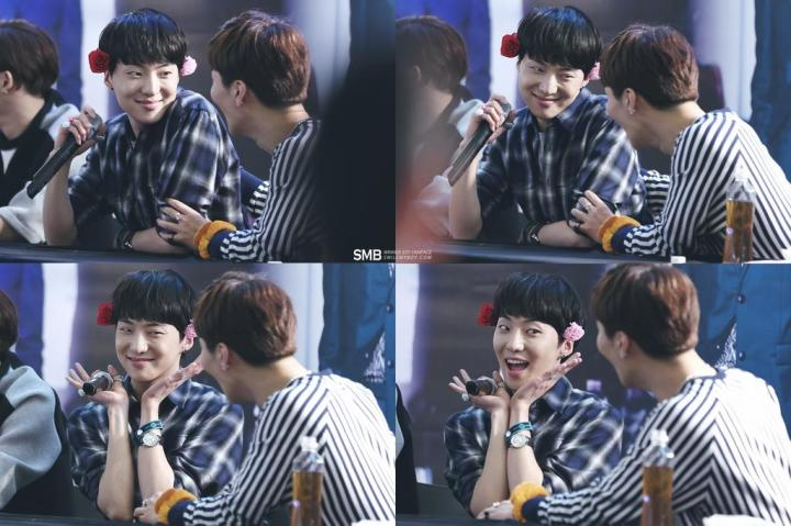 140917 Seungyoon at Yeouido Fansign Event 1