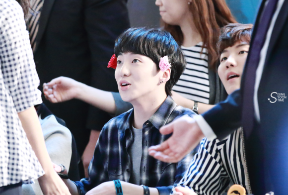140917 Seungyoon at Yeouido Fansign Event 18