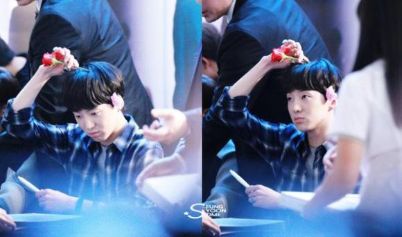140917 Seungyoon at Yeouido Fansign Event 20
