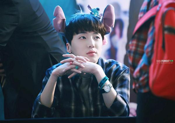 140917 Seungyoon at Yeouido Fansign Event 26