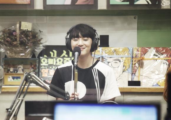 140919 Seungyoon at YIN Volume Up 2