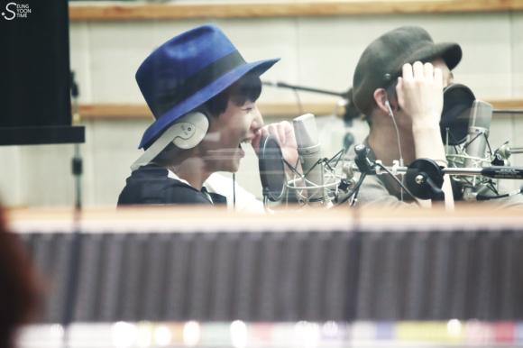 140919 Seungyoon at YIN Volume Up 3