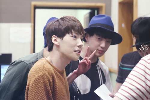 140919 Seungyoon at YIN Volume Up 4