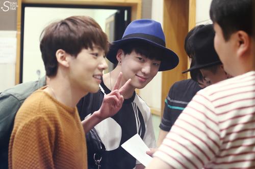 140919 Seungyoon at YIN Volume Up 5