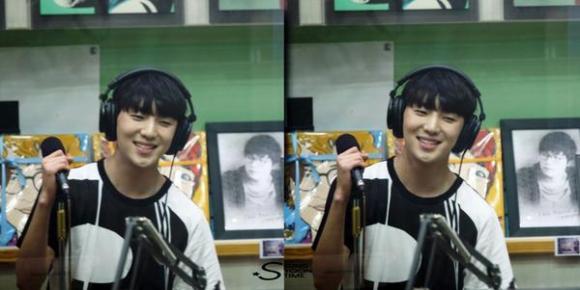 140919 Seungyoon at YIN Volume Up 7