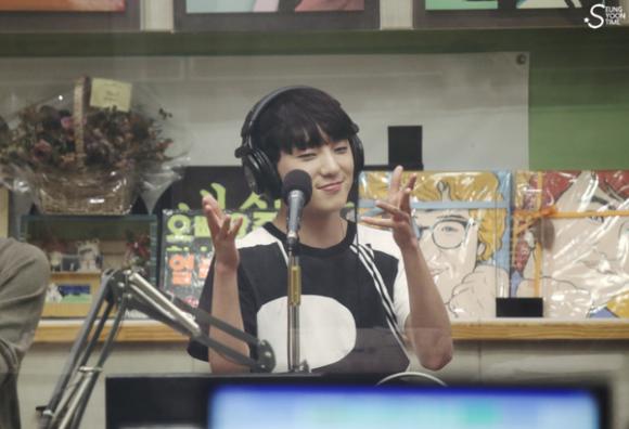 140919 Seungyoon at YIN Volume Up 8