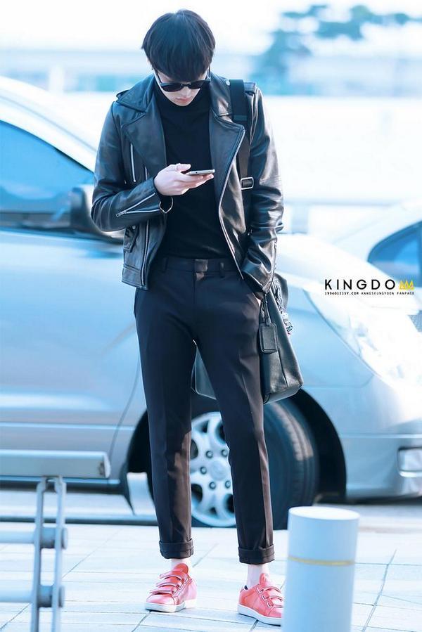 140927 Seungyoon at Incheon 12