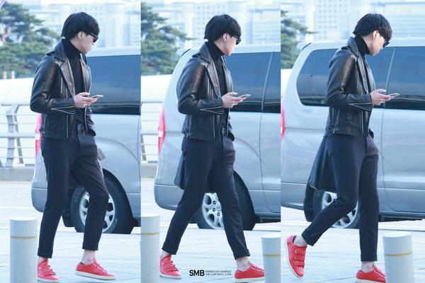 140927 Seungyoon at Incheon 3