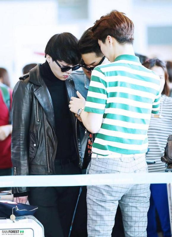 140927 Seungyoon at Incheon 6
