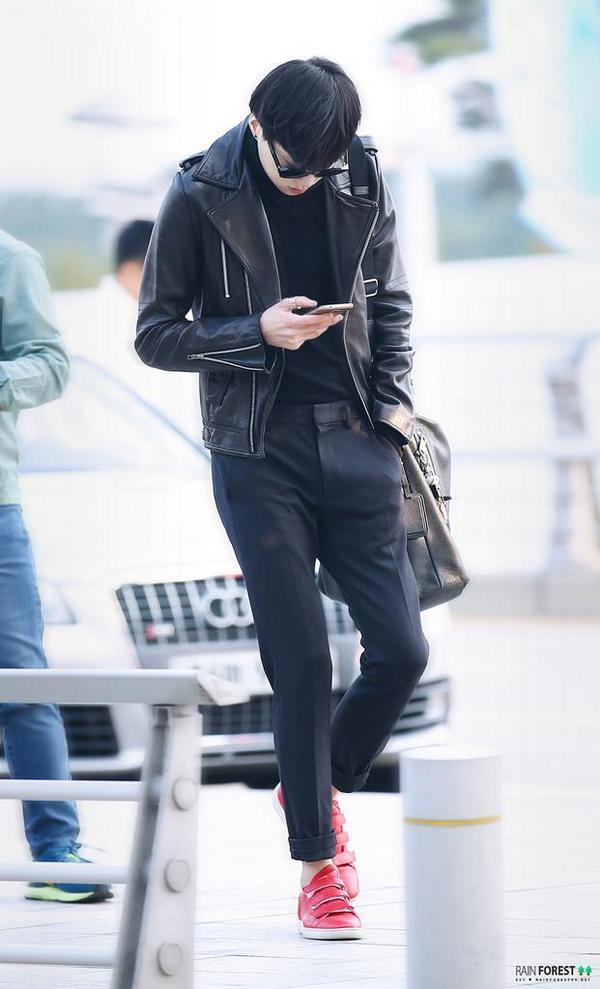 140927 Seungyoon at Incheon 8