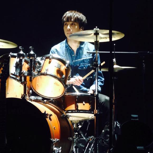 150706 ksy drums insta