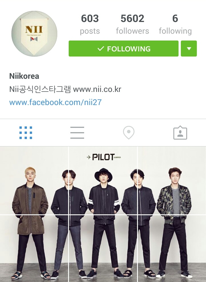 150901 winner nii 2015 fall collection insta