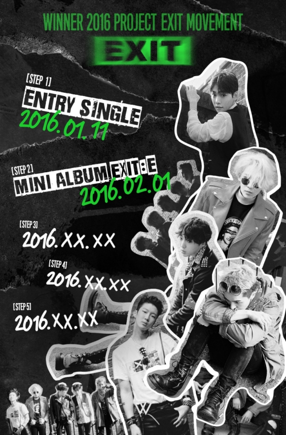 160107 WINNER - 2016 PROJECT EXIT MOVEMENT PLAN